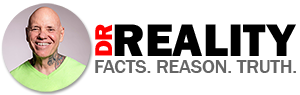 Dr Reality Logo