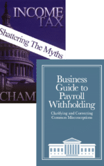 Business Withholding Guide + Income Tax: Shattering the Myths