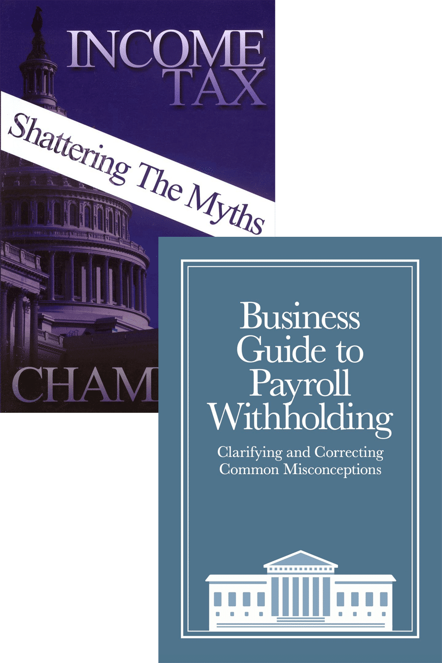 Dr. Reality Withholding Guide with Income Tax: Shattering the Myths
