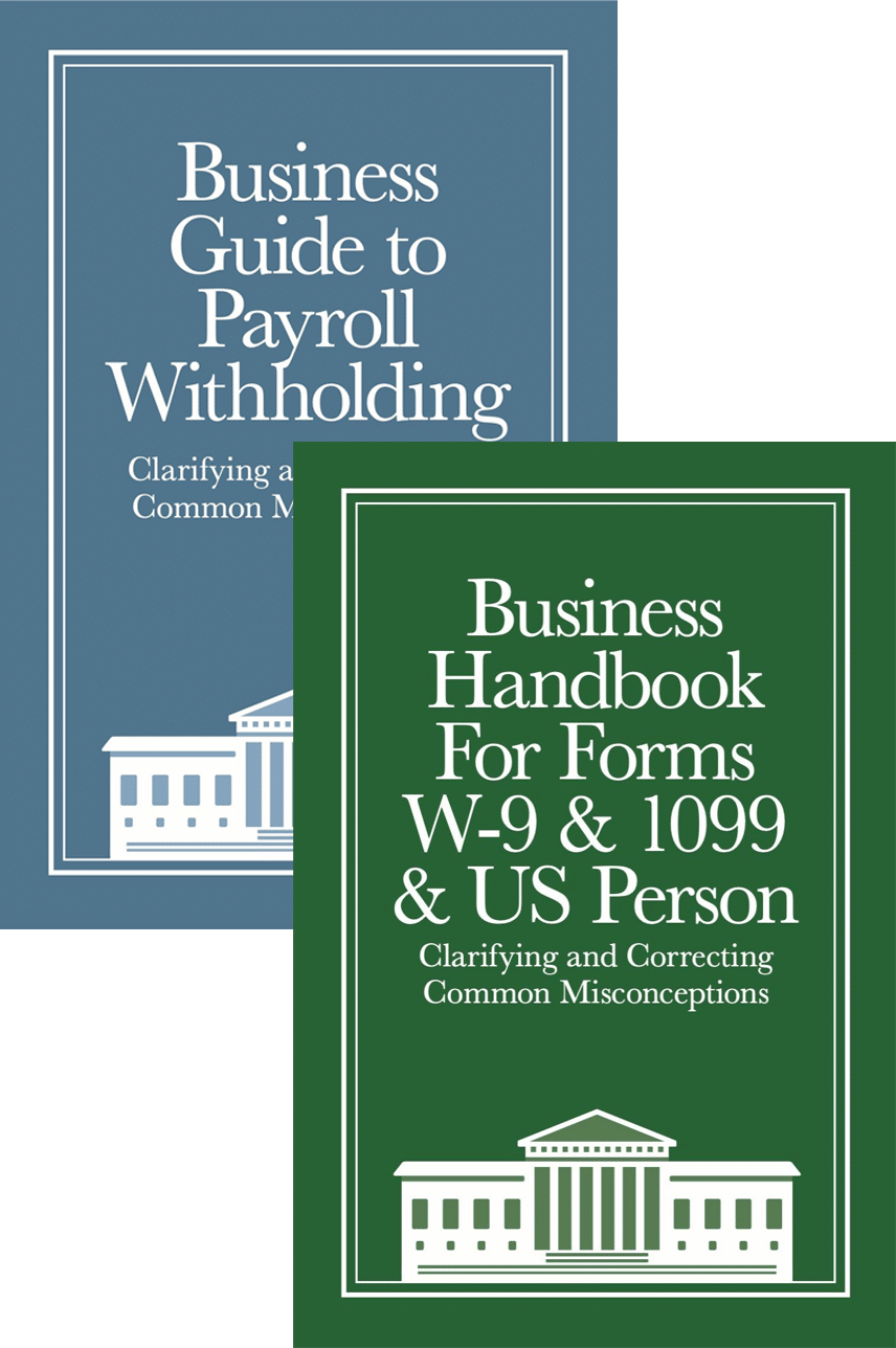 Withholding Guide and W-9 Handbook